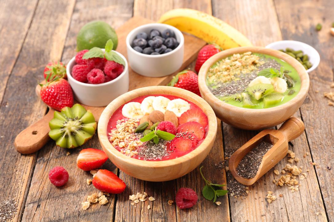 Le matin, mangez si vous avez faim & mangez sain