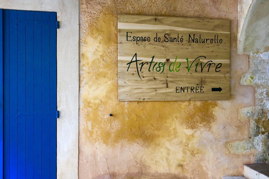Inauguration espace de santé naturelle Art(s) de vivre !